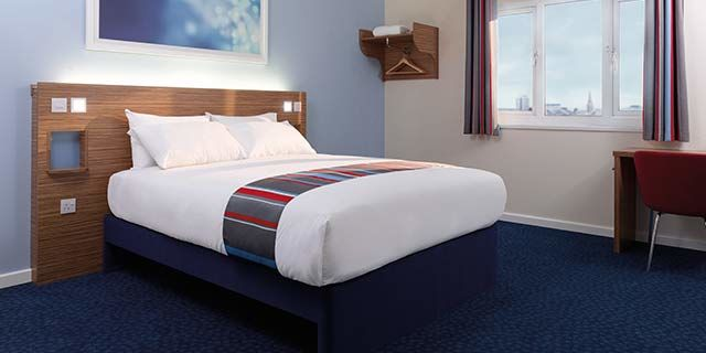 Travelodge - 5% Student Discount