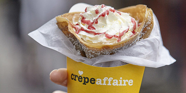 Crepeaffaire - 15% Student Discount