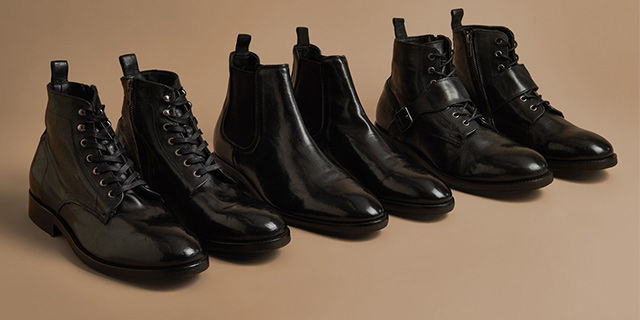 Hudson Shoes - 10% Student Discount
