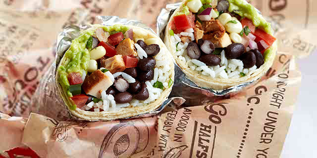 Chipotle - 15% Student Discount