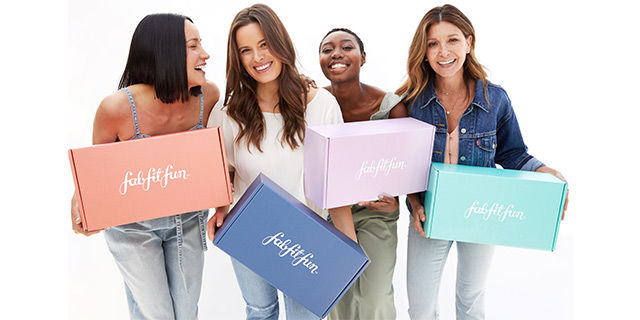 FabFitFun - $10 off first box purchase
