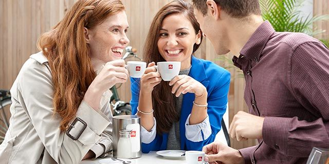 illy - 25% Student Discount