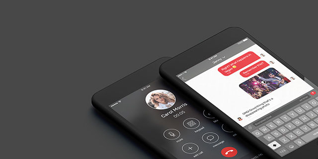 40% off a Hushed Phone Number with UNLIMITED Talk