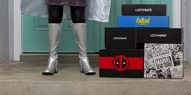 Loot Crate - 15% Student Discount