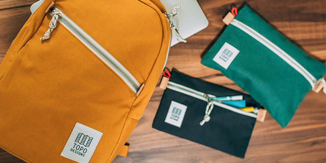Topo Designs - 10% off + free shipping on orders $50+