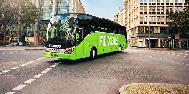 FlixBus - 10% Rabatt für FlixBus!