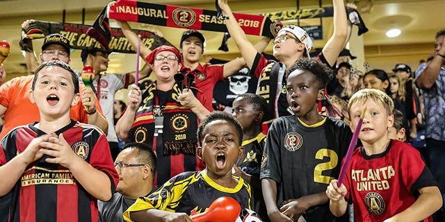 Atlanta United 2 - Up to 20% Student Discount