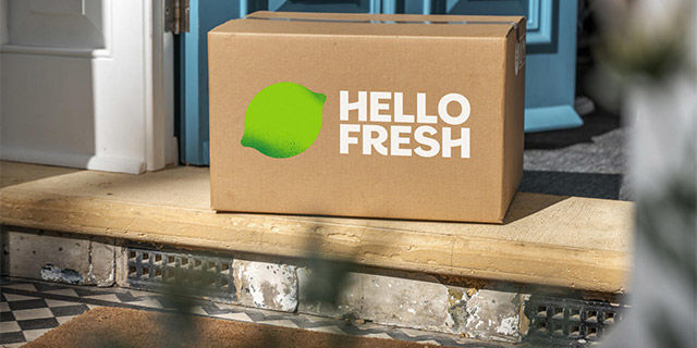 HelloFresh - Get 30% off every 3rd HelloFresh recipe box