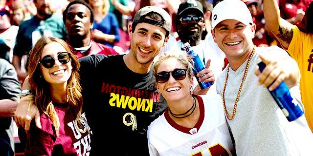 Washington Redskins - Student tickets starting from $66