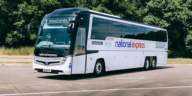 National Express - 15% Student Discount