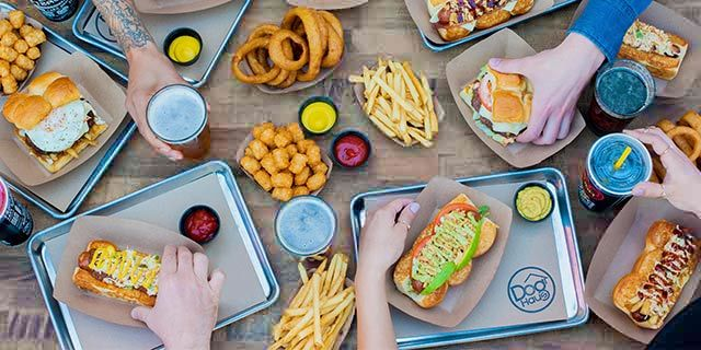 Dog Haus - $5 off orders of $15+