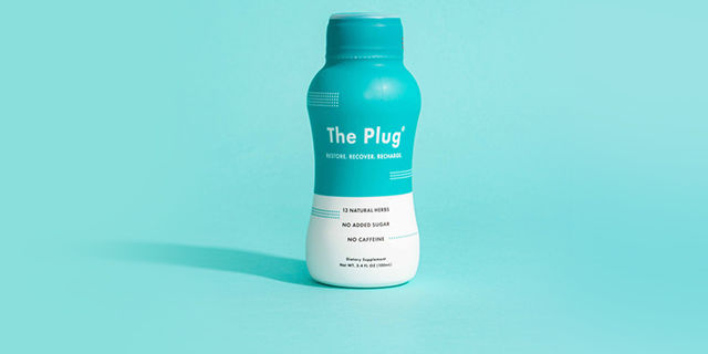 The Plug Drink - 15% Student Discount