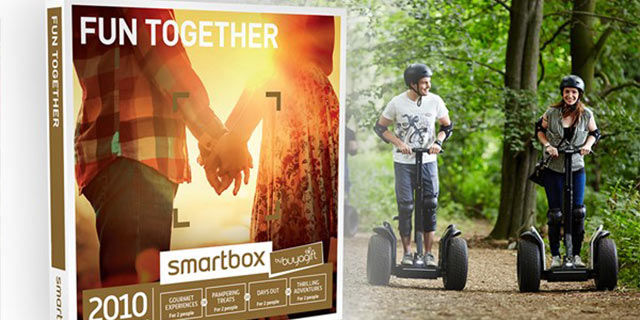 Buyagift - 15% off Fun Together box