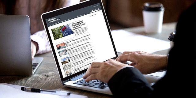 Modern Healthcare - $49 Print + Digital + Online Access
