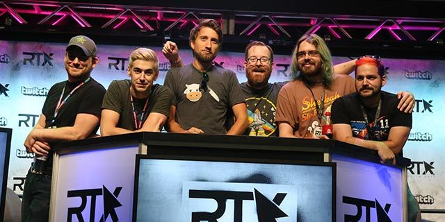 Rooster Teeth - 15% Student Discount for RTX Austin - 2020