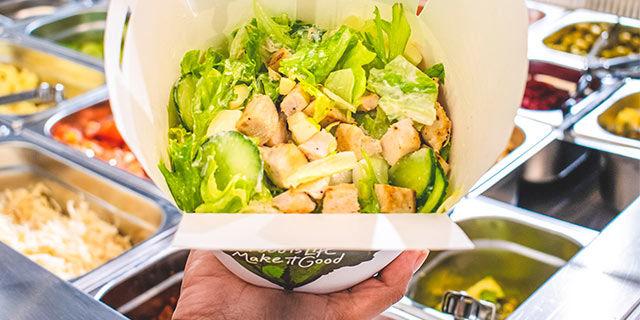 Salad Box - 20% Student Discount