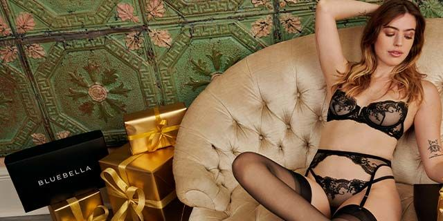 Bluebella - Spend £50 for 13% off Bra Collection