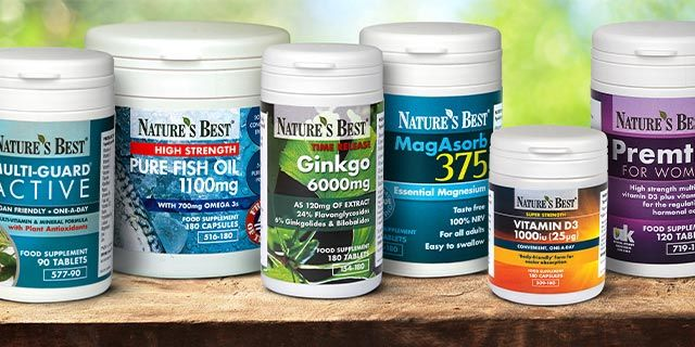 Nature's Best - 10% Student Discount