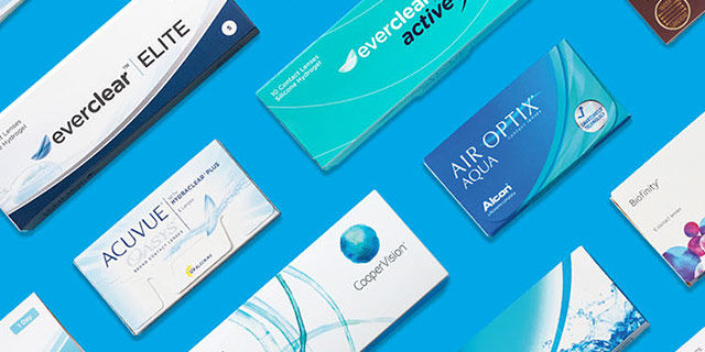 Vision Direct - Get 2 free trial packs of Everclear ADM