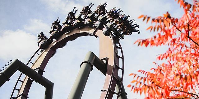 THORPE PARK Resort - Student Season Pass for £45