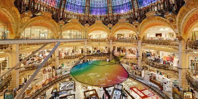 Galeries Lafayette - -4.5% sur une e-carte utilisable sur promos et soldes