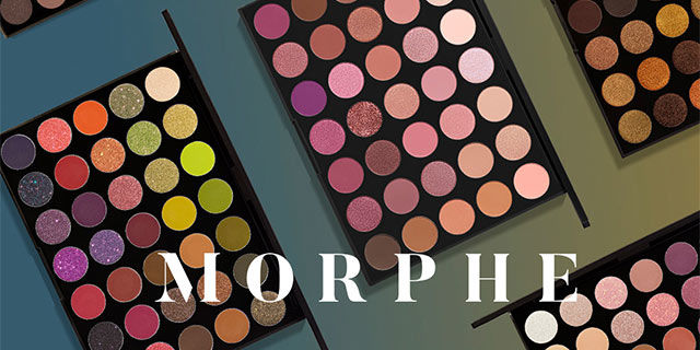 Morphe - 20% Student Discount on Morphe and Morphe X full price products