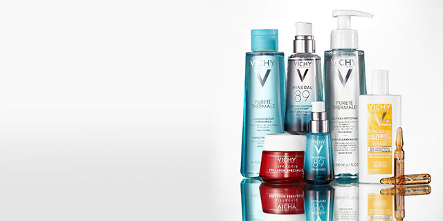 Vichy - 20% Student Discount and free shipping on all orders $60+
