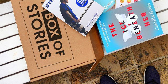 A Box of Stories - 30% OFF on your first box and 33% on every box after that