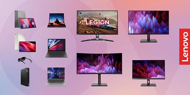 Lenovo - 20% off all Legion laptops and desktops
