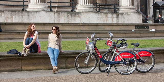 TfL Santander Cycles - 25% off a year's Santander Cycles