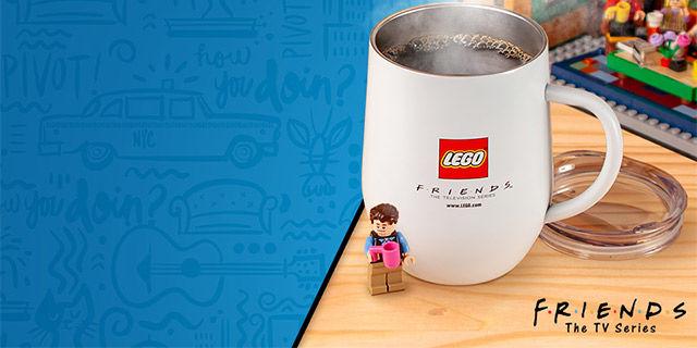 LEGO - Free Microscale Gingerbread House
