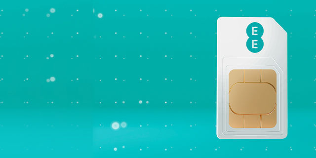 EE - SIM ONLY- Unlimited Data for £33.30 per month