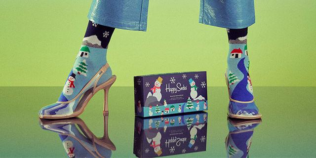 Happy Socks - 40% off + free shipping