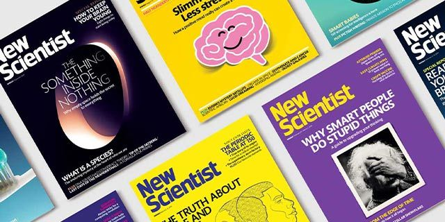 New Scientist - 10 issues for $10