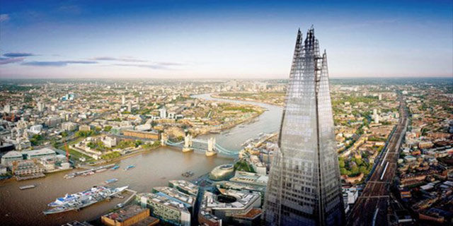 Buyagift - 15% Student Discount on The View from The Shard for Two