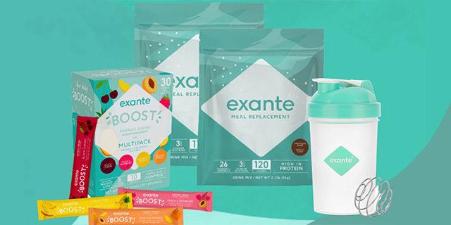 Exante - Extra 25% Student Discount