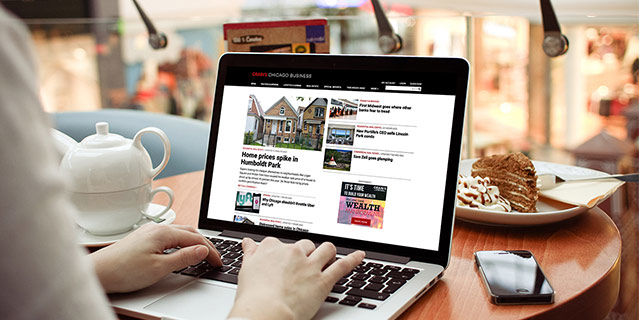 Crain's Chicago Business - $35 One Year Digital Subscription