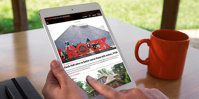 Crain's Cleveland Business - $35 One Year Digital Subscription