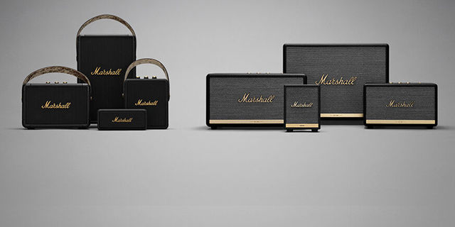Marshall - 15% off on speakers