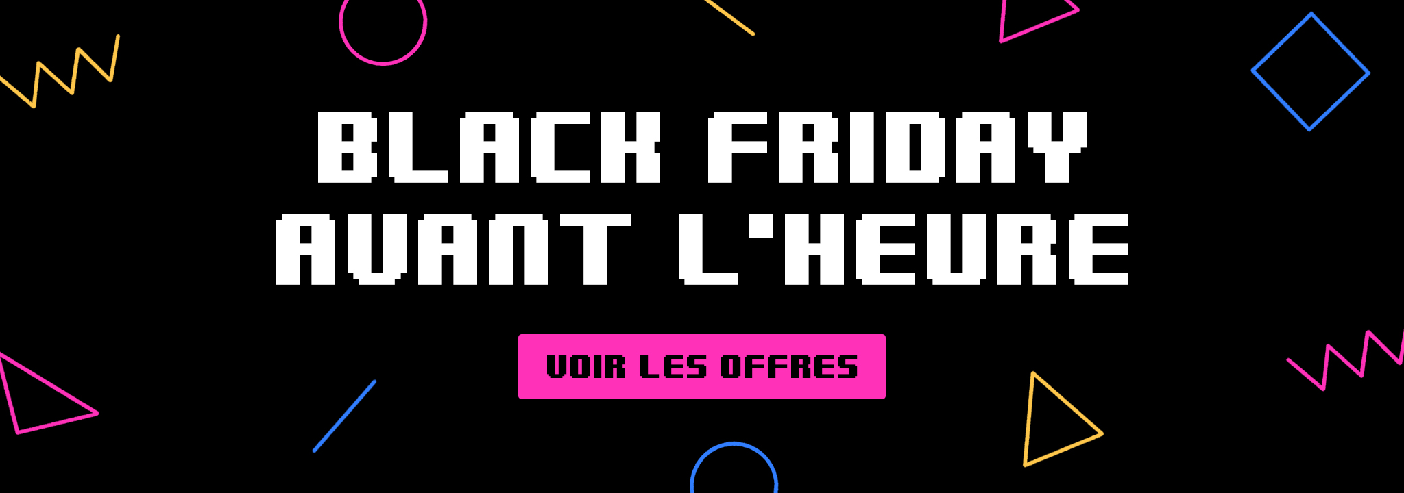 Black Friday & Cyber Monday Discounts